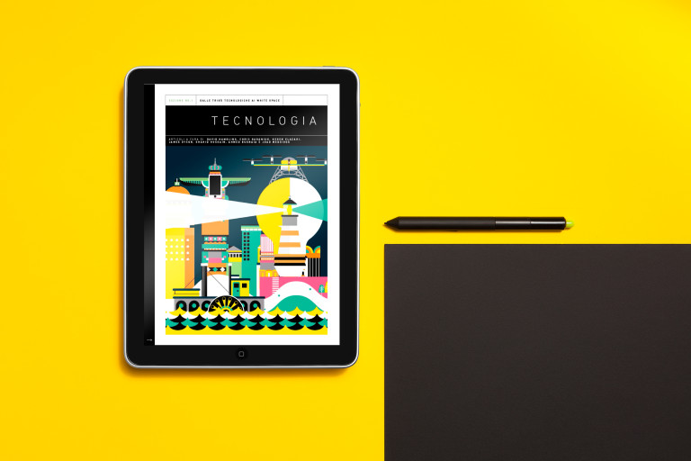 Technology section cover
